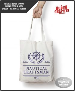 Tote Bag Blacu |NC|